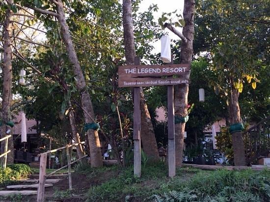 The Legend Chiang Rai: River taxi stop