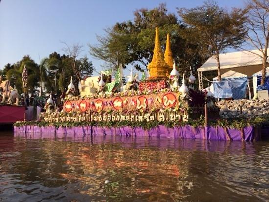 The Legend Chiang Rai: Flower festival