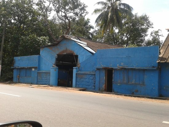 Vizhinjam, Indie: It is closed.