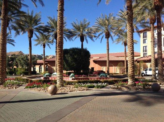 The Westin Lake Las Vegas Resort & Spa : front