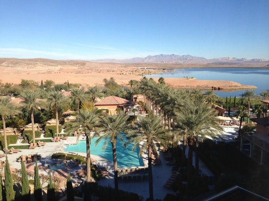 The Westin Lake Las Vegas Resort & Spa: from room