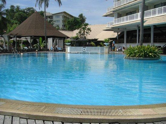 Cape Panwa Hotel: zwembad