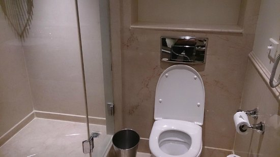 ITC Maratha, Mumbai: Rest Room