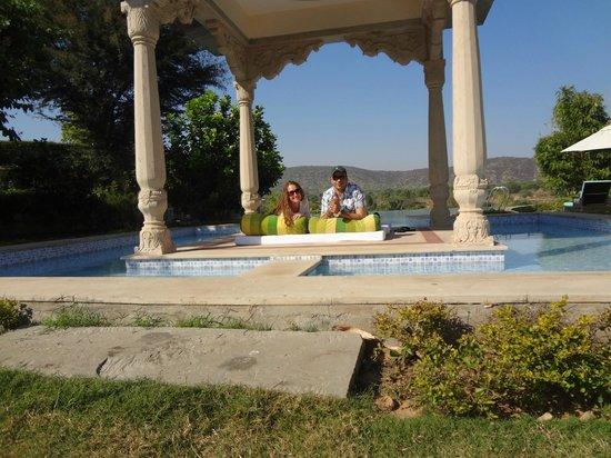 Tree of Life Resort & Spa Jaipur : Pool