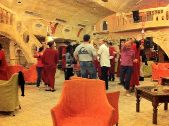 Club Diana Rimel Djerba: salsa dance classes - great fun