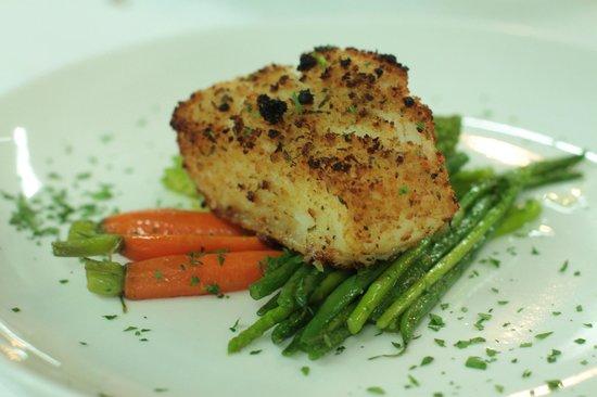 Giando Italian Restaurant & Bar : Cod Fish