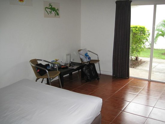 Gecko's Resort : Zimmer