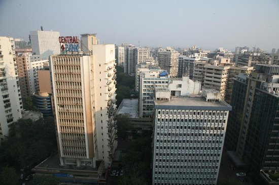 Trident, Nariman Point : View from our room