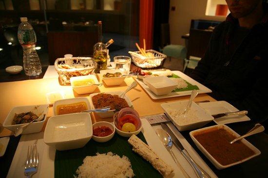 Trident, Nariman Point: Frangapini restaurant Trident