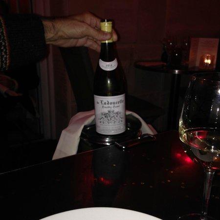 Pershing Hall: Wine