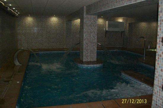 Hotel Best Alcazar: Spa
