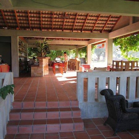 Le Flamboyant Resort : Bar & restaurant