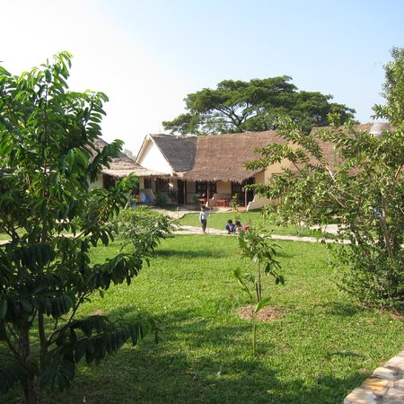 Le Flamboyant Resort : Two large adjoining family rooms