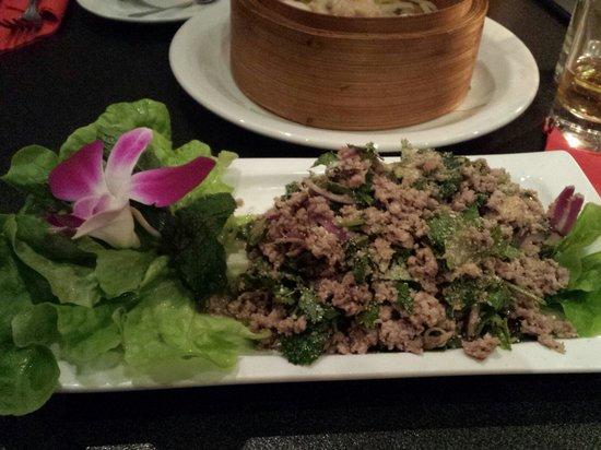 "Pataya Restaurant: ""Salade thaï""... décevante"