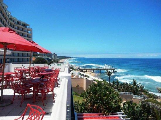 The Ocean Terrace : Beautiful