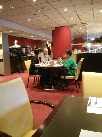 Mercure Amsterdam Airport: Breakfast