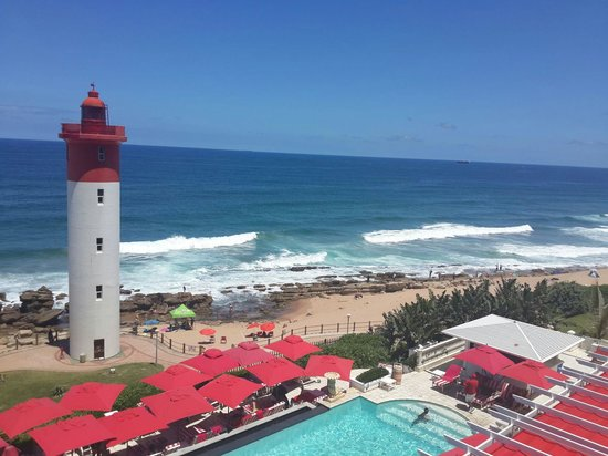The Ocean Terrace : What a pleasure