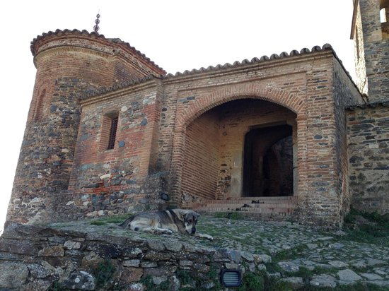 Mezquita de Almonaster la Real: The Mezquita