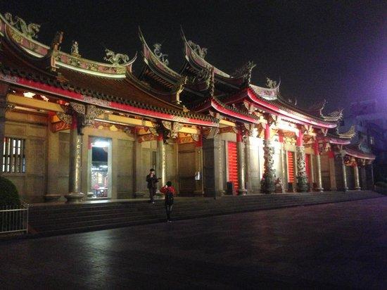 Hsing Tian Kong : パワースポット、行天宮です。