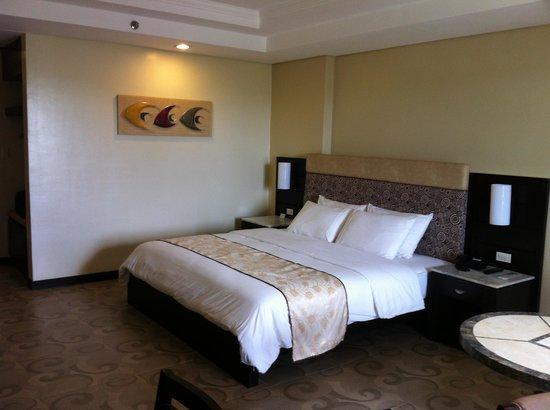 Coron Westown Resort : Nice room