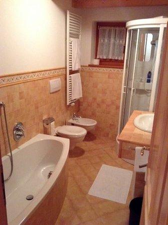 Waldheim Belvedere Hotel: Bagno