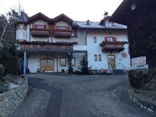 Waldheim Belvedere Hotel: Grande tranquillità