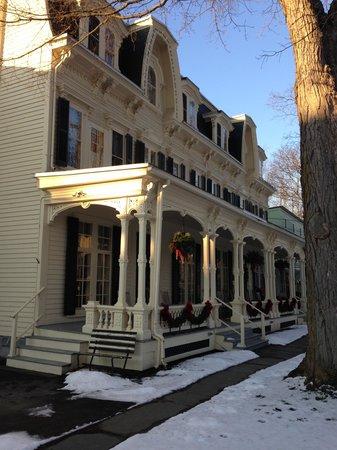 The Inn at Cooperstown: Inn Exterior