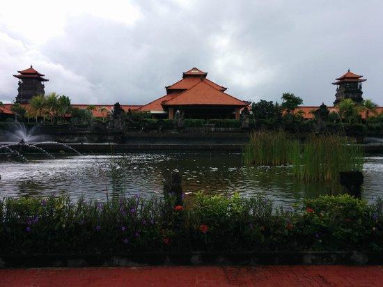 Ayodya Resort Bali: Main Lobby