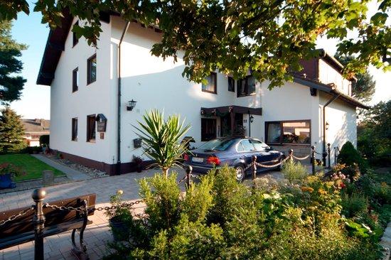 Gaestehaus Prinzregent Luitpold: Eingang