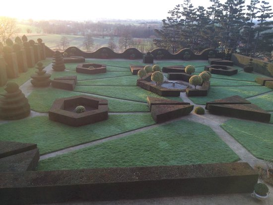 Château de la Ballue : Gardens