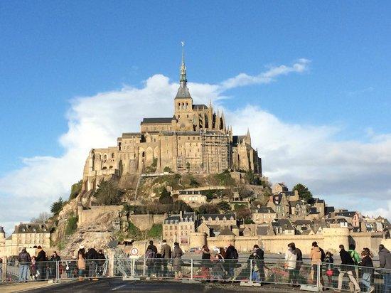 Château de la Ballue : Mont Saint Michel