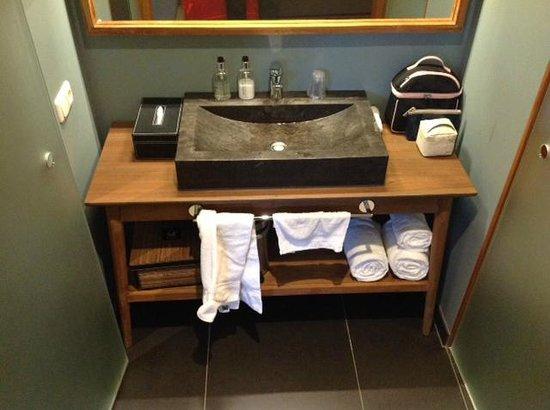 Hotel Merici : Leuk maar niet zo praktisch