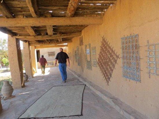 Musée des Sources de Lalla Mimouna : part of the tour
