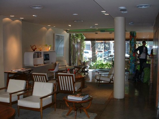 Home Hotel Buenos Aires: Reception