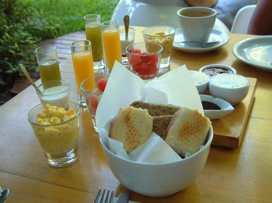 Home Hotel Buenos Aires: Breakfast