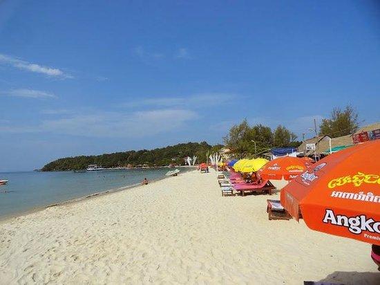 Ochheuteal Beach: Beach