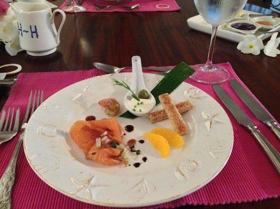Sweetfield Manor Boutique Hotel: Breakfast