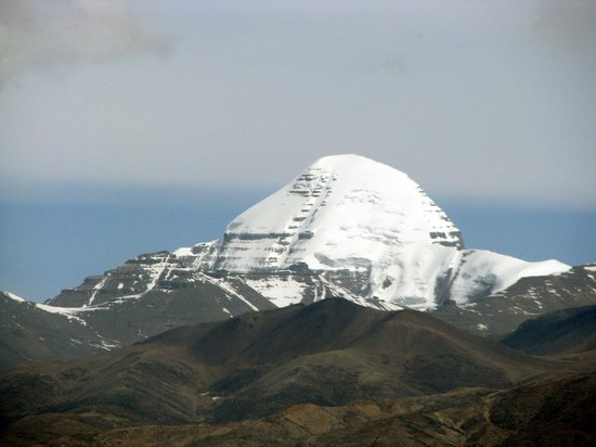 Burang County, China: Kailash