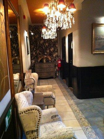 Antik City : Reception decor 2