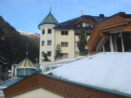 Hotel Post Ischgl : es el hotel