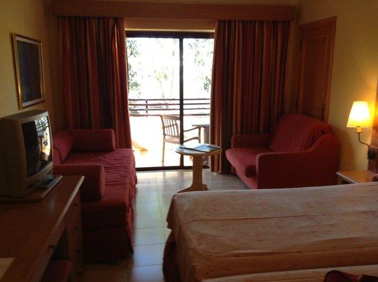 Fanabe Costa Sur Hotel: Room