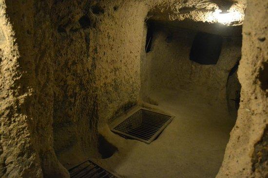 Kaymakli ondergrondse stad - Picture of Kaymakli ...