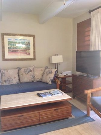 Secret Harbour Beach Resort : room 233 is the most beautiful and newly remodeled suite!