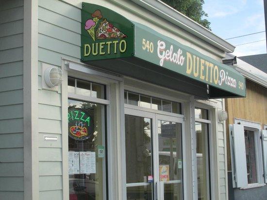 Duetto Pizza and Gelato