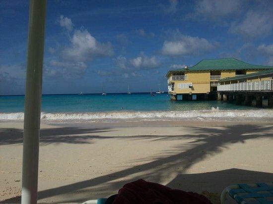 Radisson Aquatica Resort Barbados: Radisson Aquatica Beach and Pier