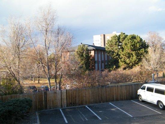 La Quinta Inn Denver Cherry Creek: view from room