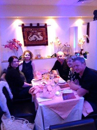 Nine Elephants: Family meal