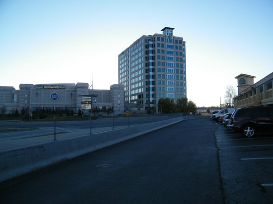 La Quinta Inn Denver Cherry Creek: hotel area