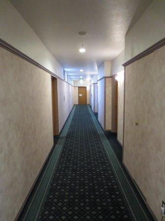 Hotel Floracion Nasu: 4階の廊下