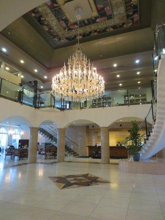 Hotel Floracion Nasu: フロント・ロビー